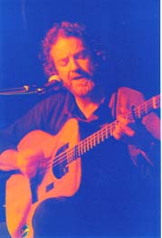 Andy Irvine, photo by the Mollis